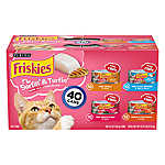 Purina® Friskies® Prime Filets Cat Food - Survin' & Turfin' Favorites, 40ct