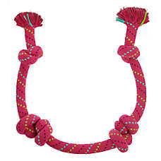 Top Paw® 6-Knotted Rope Dog Toy
