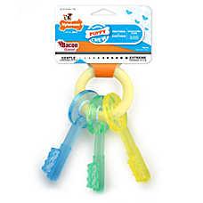Nylabone® Puppy Teething Keys Dog Toy