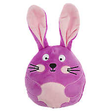 Grreat Choice® Easter Bunny Dog Toy - Plush, Squeaker