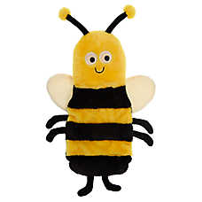 Top Paw® Bee Squeaker Mat Dog Toy - Crinkle, Squeaker