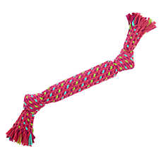 Top Paw® Rope Crunch Dog Toy