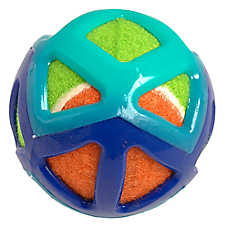 Top Paw® Ball with Tennis Ball Dog Toy