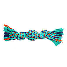 Top Paw® Knot Rope Dog Toy - Squeaker