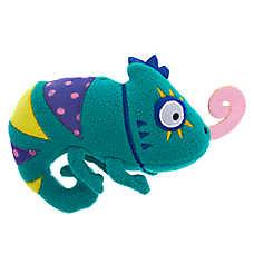 Top Paw® Iguana Dog Toy - Plush, Squeaker