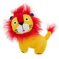 Top Paw® Lion Dog Toy - Plush, Squeaker