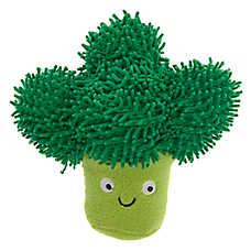 Top Paw® Broccoli Dog Toy - Plush, Squeaker