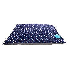 Grreat Choice® Heart & Dots Pillow Pet Bed