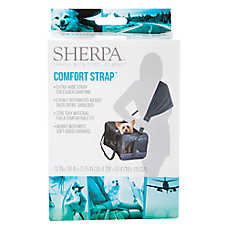 Sherpa® Comfort Strap™ Travel Pet Carrier Accessory