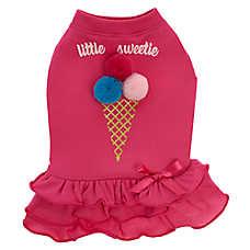 "Top Paw® ""Little Sweetie"" Ice Cream Pet Dress"