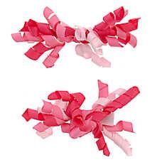Top Paw® Curly Ribbon Hair Bows