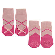 Top Paw® Ballerina Pet Socks