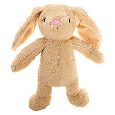 Top Paw® Puppy Bunny Dog Toy - Plush, Squeaker
