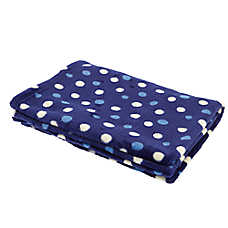 Grreat Choice® Printed Pet Blanket (COLOR VARIES)