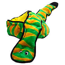 Outward Hound® Invincibles Snake Dog Toy - Squeaker