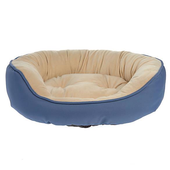 Top Paw 174 Cuddler Pet Bed Dog Cuddler Beds Petsmart