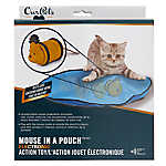 OurPets® Mouse in a Pouch™ Cat Toy