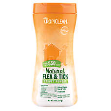 TropiClean® Natural Flea & Tick Carpet Powder