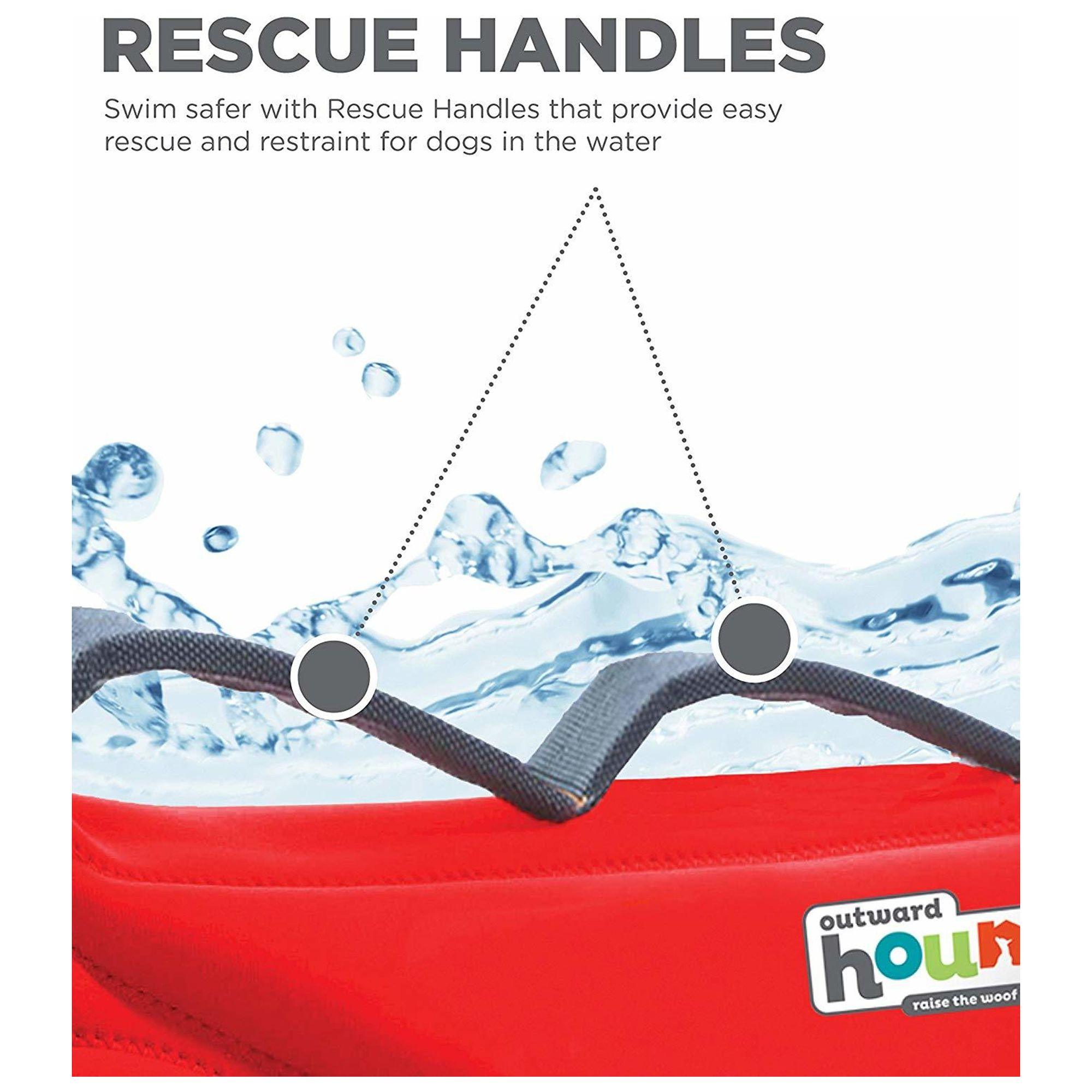 Outward Hound Dawson Dog Life Jacket