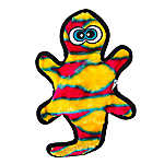 Outward Hound® Invincibles Gecko Dog Toy - Squeaker