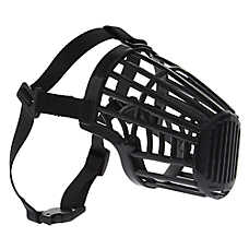 Top Paw® Basket Dog Muzzle