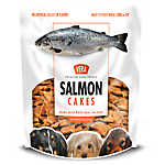 Vera Premium Salmon Cakes Dog Treat