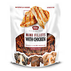 Vera Premium Mini Fillets Dog Treat - Chicken