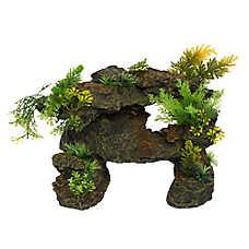 Top Fin® Leaf Cave Aquarium Ornament