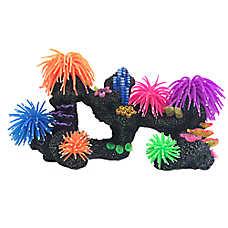 Top Fin™ Coral Anenome Cave Aquarium Ornament