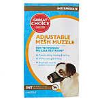 Grerat Choice® Adjustable Mesh Dog Muzzle