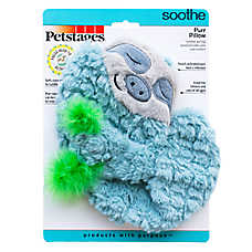 Petstages® Purr Pillow Sloth Cat Toy