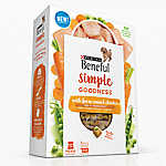 Purina® Beneful® Simple Goodness Dog Food Pouches - Beef, Chicken