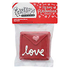 Molly's Barkery Valentine's Love Letter Cookie Dog Treat