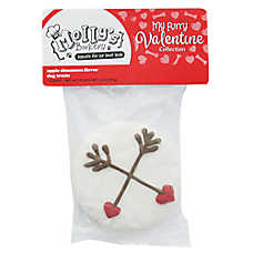 Molly's Barkery Valentine's Cupid Love Cookie Dog Treat