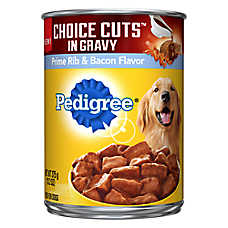 PEDIGREE® Choice Cuts om Gravy Adult Dog Food