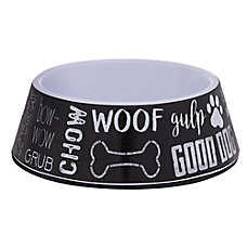 "Top Paw® ""Good Dog"" Dog Bowl"