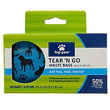 Top Paw® Tear 'N Go Waste Bags