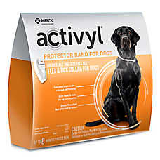 Activyl® Protector Band Flea & Tick Collar for Dogs