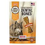 Nylabone® Primal Instinct® Chicken Dental Bones - Dog Treat, Regular