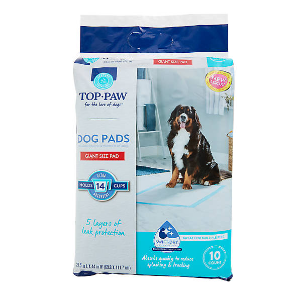 Top Paw® Ultra Giant Dog Pads