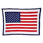 Top Paw® Americana Flag Pet Blanket