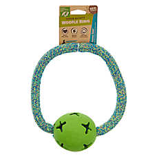 Only Natural Pet® Super Mighty Woofle Ring Dog Toy - Rope