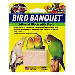 Zoo Med™ Bird Banquet® Fruit Formula Mineral Block