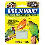 Zoo Med™ Bird Banquet® Mealworm Formula Mineral Block