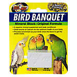 Zoo Med™ Bird Banquet® Seed Formula Mineral Block