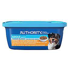 Authority® Tender Blends Stew Wet Adult Dog Food