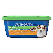 Authority® Tender Blends Stew Wet Puppy Food