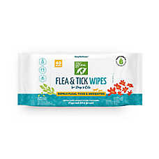 Only Natural Pet® EasyDefense™ Flea & Tick Pet Wipes