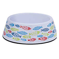 Whisker City® Fish Cat Bowl
