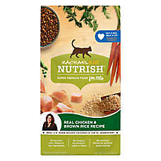 Rachael Ray™ Nutrish® Cat Food - Natural, Chicken & Brown Rice Recipe